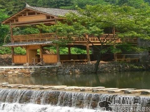 湖北红安天台山风景区—同程攻略