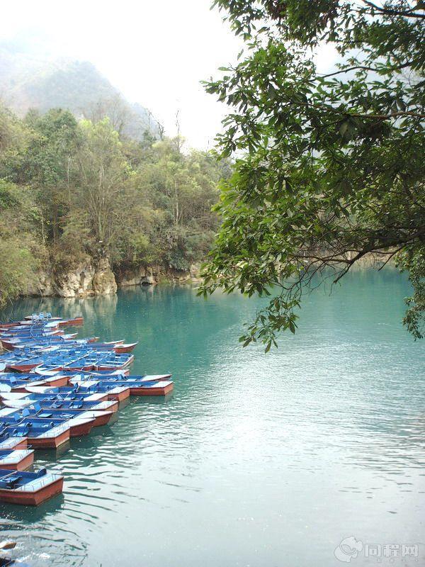 走近多采贵州(13)山水贵族荔波樟江风景区