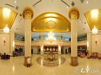长白山金水鹤国际酒店(团.