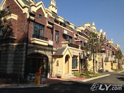 咸宁山泉河别墅温泉酒店图片