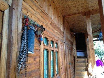 凉山彝族自治州酒店 泸沽湖古树小木屋图片