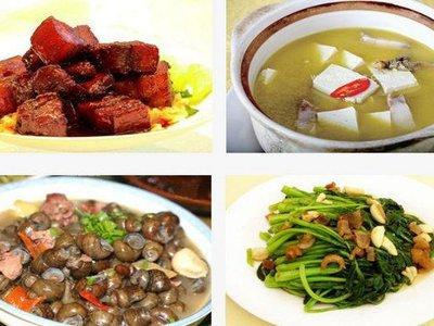 苏州西山凤凰阁农家乐(美食)