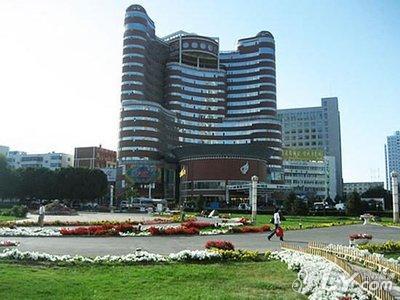 乌鲁木齐火炬大厦图片