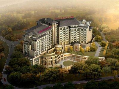 重庆保利花园皇冠假日酒店图片
