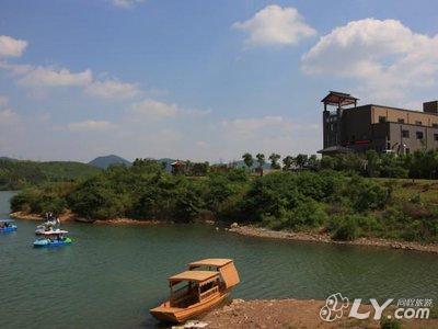 南京蟠龙湖山水度假酒店图片