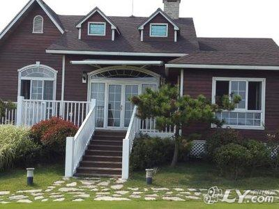 日照金海岸花园别墅v花园公寓附近风车方案设计海景宾馆图片