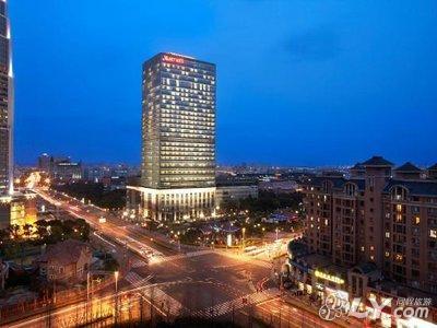 上海万豪酒店集团_上海金桥红枫万豪酒店图片