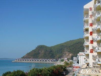 深圳东方海景酒店图片