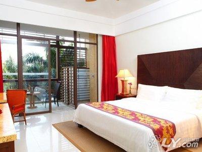 三亚亚龙湾红树林度假酒店(豪华园景房)