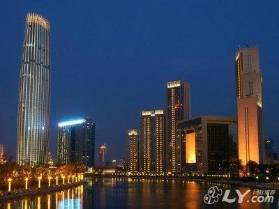 天津津塔国际心悦缘公寓式酒店图片