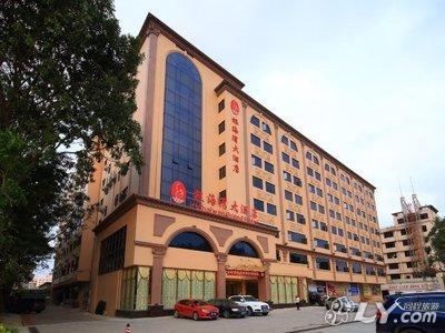 珠海银海湾大酒店图片