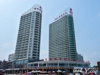南戴河时代海岸海景公寓1号楼图片