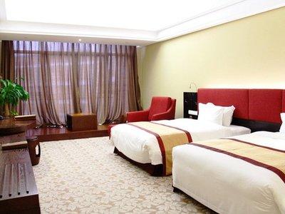 湛江雷州樟树湾大酒店(豪华房+双人温泉)
