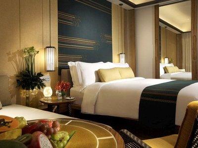 三亚半山半岛洲际度假酒店(水景阁)