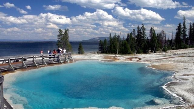 北美风景旅游实拍