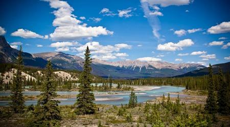 加拿大西海岸 班夫国家公园9日游